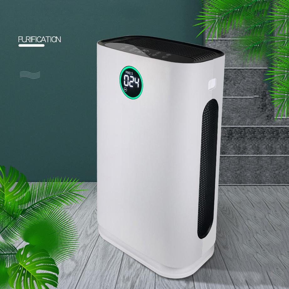 Máy lọc không khí Vie Home tích hợp cấp ẩm cho phòng diện tích rộng 50 – 70 m2 (tiêu chuẩn châu âu)
